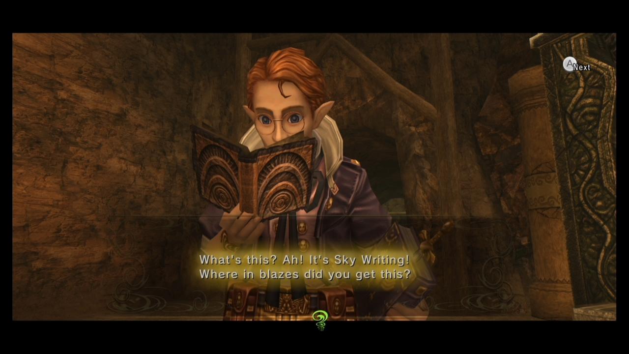 The Legend of Zelda: Twilight Princess - Zelda Wiki