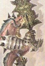 Humbaba Mistant - Final Fantasy Wiki - Neoseeker