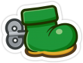 Green Boot Sticker.png