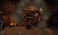 Luigi pulling down a wall.png