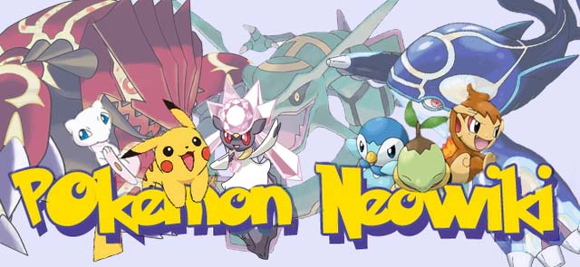 Welcome to the Pokémon NeoWiki!