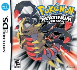 Pokemon Platinum - boxart