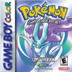 Pokémon Crystal - boxart