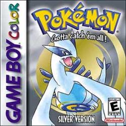 Pokémon Silver - boxart
