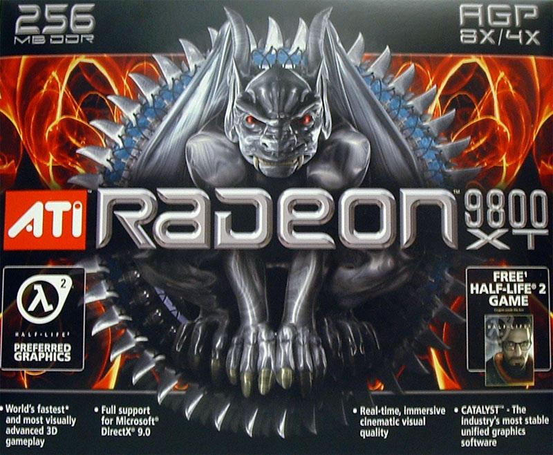 ATI Radeon 9800 XT Review