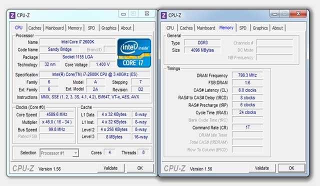 intel core i7 2600k i5 2500k sandy bridge review page 5 overclocking. Black Bedroom Furniture Sets. Home Design Ideas