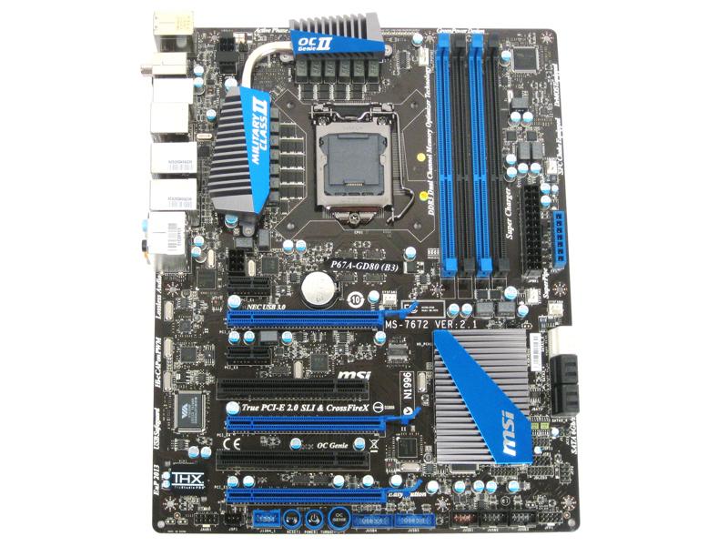 MSI P67A-GD80 (B3) Intel Management Engine Windows 8