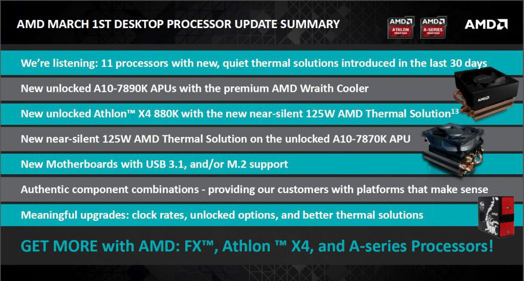 AMD A10-7870K APU with Near-Silent Thermal Solution Review