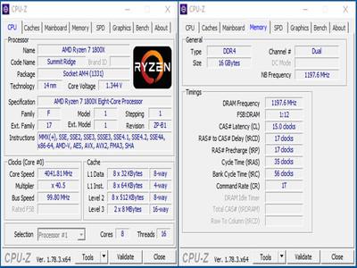 Test Setup & Overclocking - AMD Ryzen 7 Series CPU Review