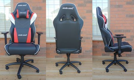 Anda Seat Assassin King Gaming Chair Review Page 2