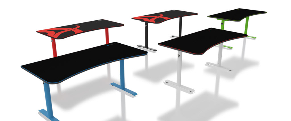 Arozzi Arena Gaming Desk Review Introduction Amp Unboxing