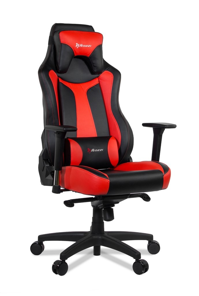 Arozzi Vernazza Gaming Chair Review Introduction Closer Look