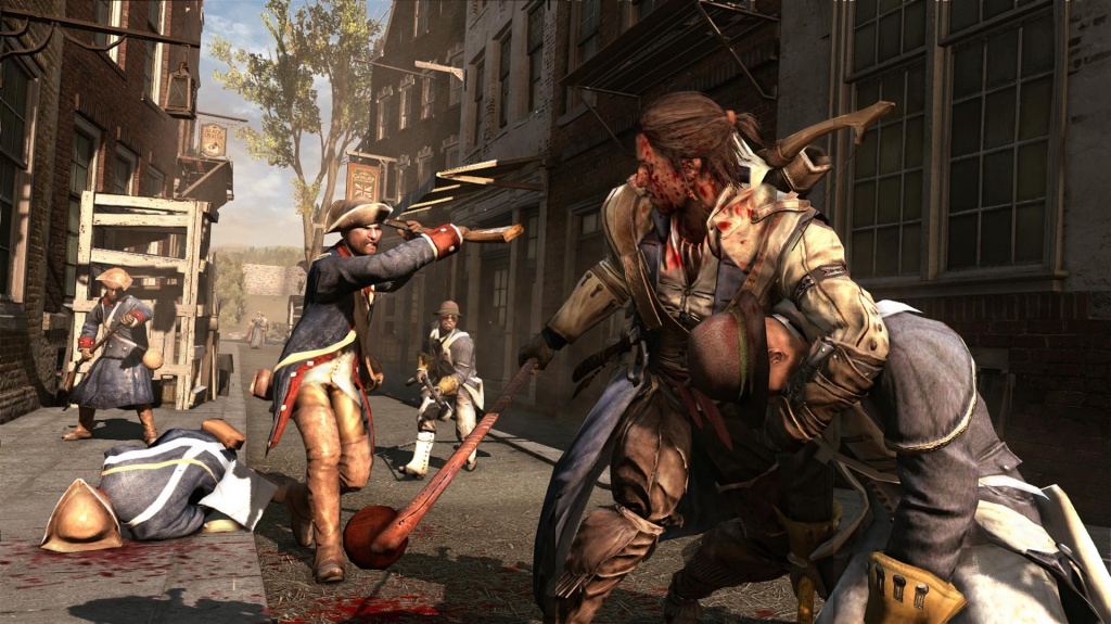 Assassin S Creed 3 Xbox 360 Review A Nation Is Born