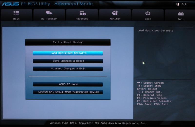 ASUS UEFI BIOS Review - Page 2 - Closer Look - ASUS' Implementation