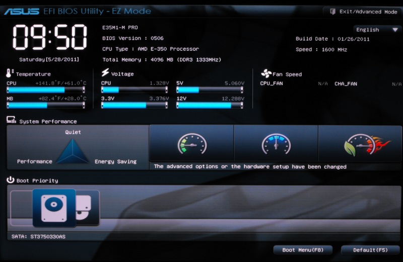 ASUS UEFI BIOS Review - Introduction - What is an UEFI?