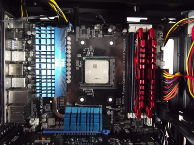 be quiet! Dark Rock TF CPU Cooler Review - Page 4 - be quiet! Dark