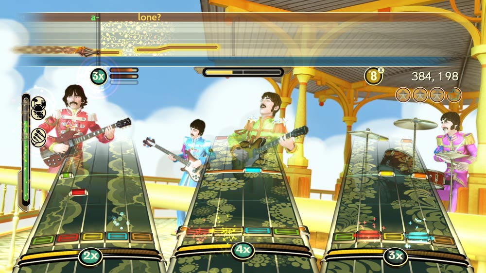 The Beatles: Rock Band (Xbox 360) Review - The Fab Four arrive!
