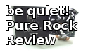 be quiet! Pure Rock CPU Cooler Review