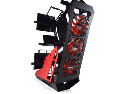 Cougar Conquer Mid-Tower Case Review - Page 2 - Assembly / System
