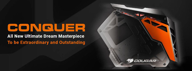 Final Notes Cougar Conquer Mid Tower Case Review Page 4