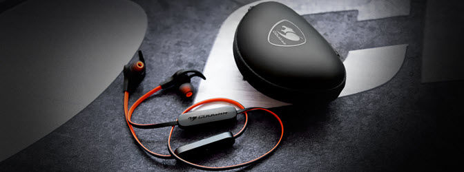 Cougar Havoc Bt In Ear Gaming Headset Review Cougar Havoc Bt In Ear Gaming Headset
