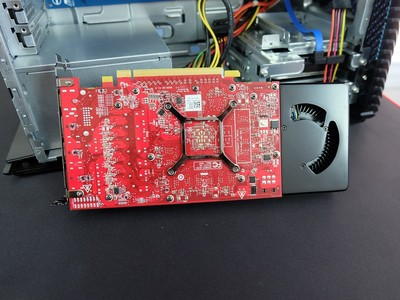Dell Inspiron 5675 Gaming Desktop Review - Page 2 - Under the Hood