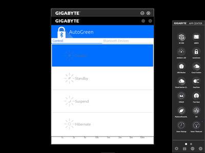 Gigabyte Z170XP-SLI Review - Page 3 - Gigabyte Z170XP-SLI: Utilities