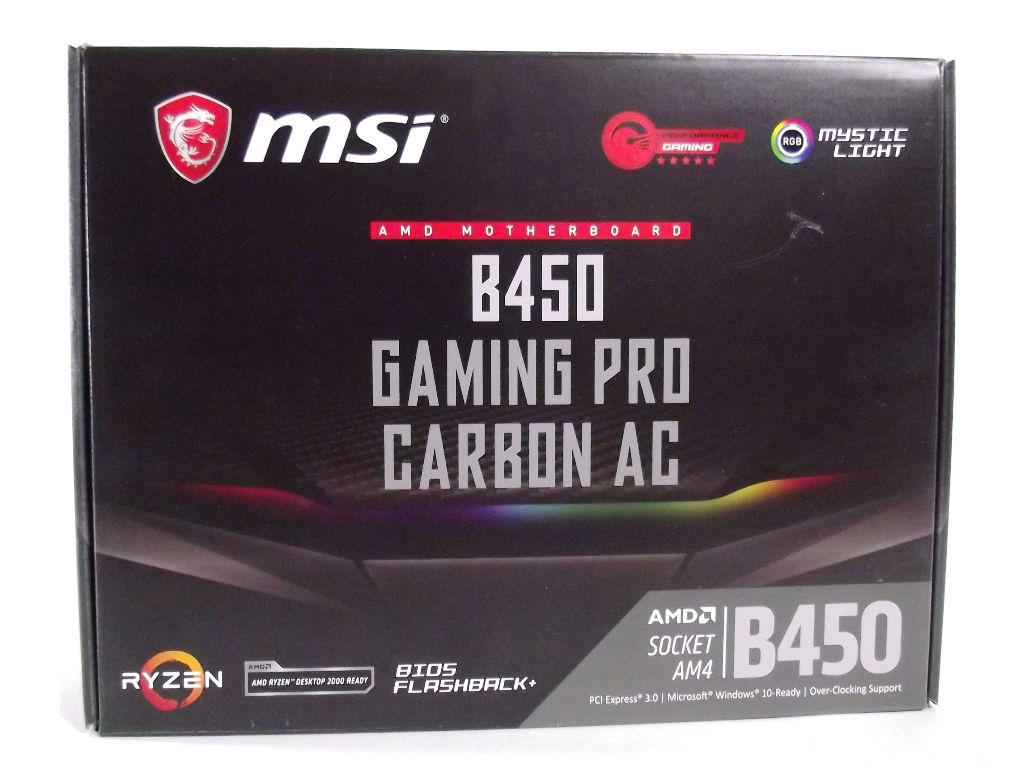 MSI B450 Gaming Pro Carbon AC & Tomahawk Review