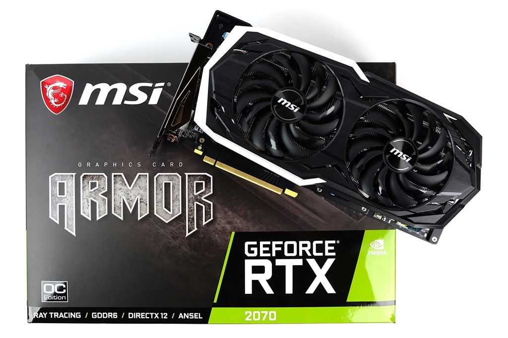 MSI GeForce RTX 2070 Armor Review - Introduction