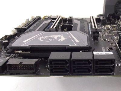 Closer Look - Motherboard & BIOS - MSI X470 Gaming M7 AC