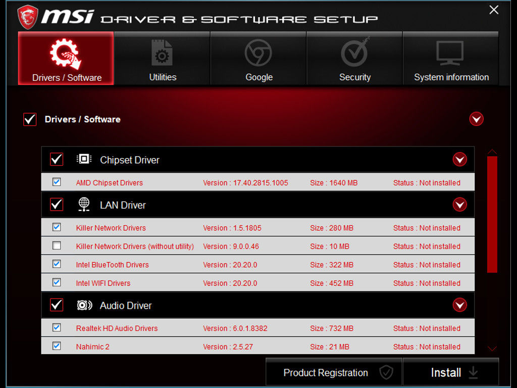 Amd X470 Chipset Drivers