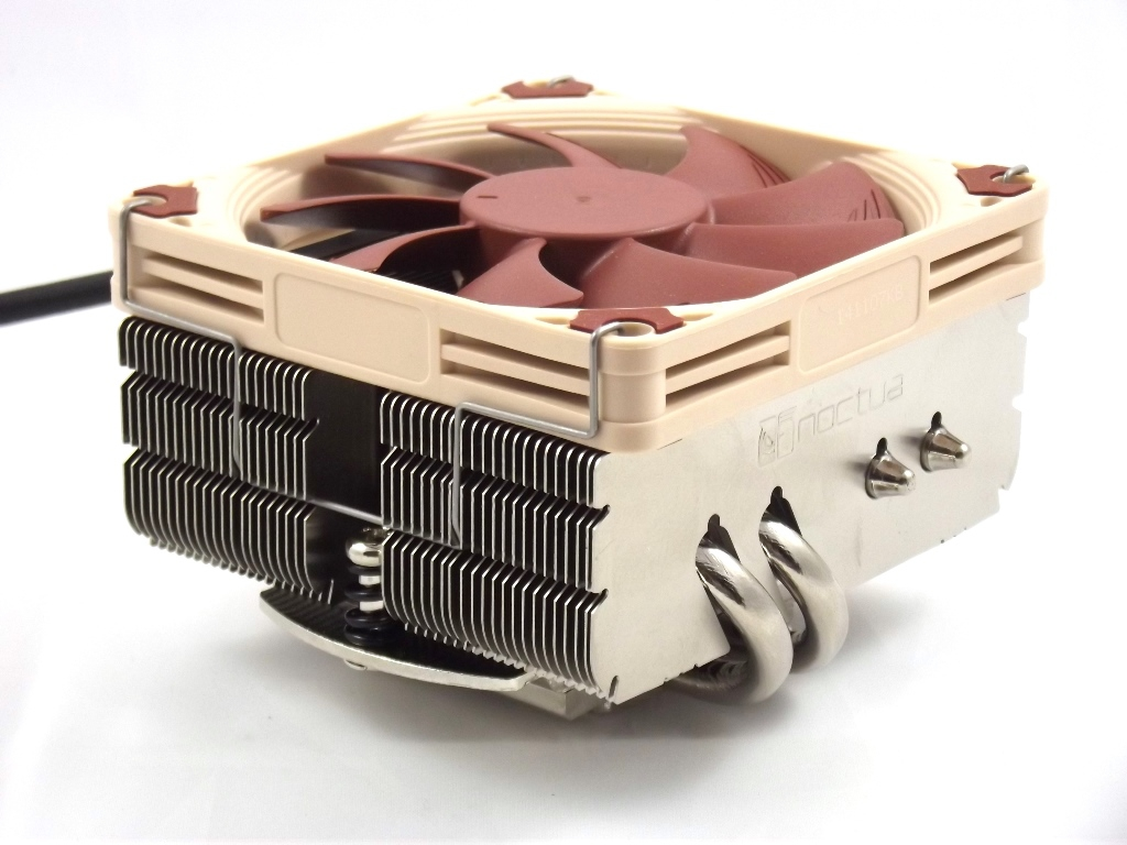 Hasil carian imej untuk NOCTUA COOLER CPU (L9X-65)