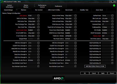 AMD Phenom II X4 955 Black Edition Review - Page 2 - AMD OverDrive 3 0