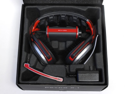 Psyko 5.1 Gaming Headset Review - Page 2 - Closer Look 01b57c56ab