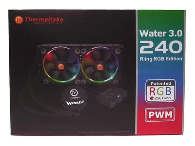 """Résultat de recherche d'images pour """"thermaltake water 3.0 riing rgb 240"""""""