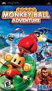 Super Monkey Ball Adventure (North America Boxshot)