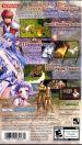 NTSC-U (North America) Back cover