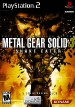Metal Gear Solid 3: Snake Eater (North America Boxshot)