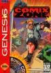 Comix Zone (North America Boxshot)