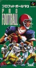 Madden NFL '93 (Japan Boxshot)