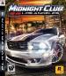 Midnight Club: Los Angeles (North America Boxshot)
