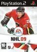 NHL 09 (Europe Boxshot)