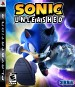 Sonic Unleashed (North America Boxshot)