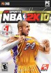 NBA 2K10 (North America Boxshot)