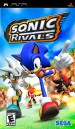 Sonic Rivals (North America Boxshot)