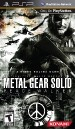 Metal Gear Solid: Peace Walker (North America Boxshot)