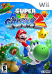 Super Mario Galaxy 2 (North America Boxshot)
