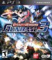 Dynasty Warriors: Gundam 3 (North America Boxshot)