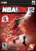 NBA 2K12 (North America Boxshot)