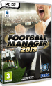 Football Manager 2013 (Europe Boxshot)